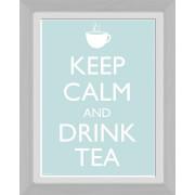 Keep Calm Tea - 30 x 40cm Collector Prints