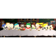 South Park Last Supper - Door Poster - 53 x 158cm