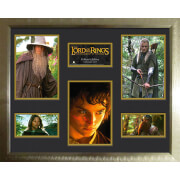 Lord Of The Rings Fellowship - High End Framed Photo - 16