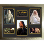 Lord Of The Rings Two Towers - High End Framed Photo - 16