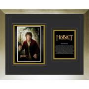 The Hobbit Bilbo - High End Framed Photo - 16
