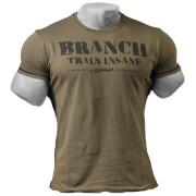 GASP Branch SPP Rough T-Shirt - Wash Green