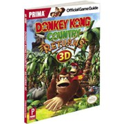 Donkey Kong Country Returns 3D for Nintendo 3DS and Nintendo 2DS - Game Guide (Paperback)