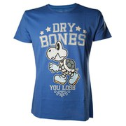 Dry Bones - T-Shirt (Blue)