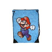 Mario - Gym Bag (Blue)