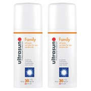 Ultrasun Familiy LSF 30 - Super Sensitive Duo (2 x 150 ml)
