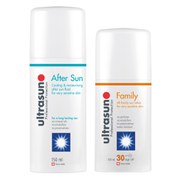 Ultrasun Family LSF 30 - Super Sensitive (100 ml) und Ultrasun Aftersun