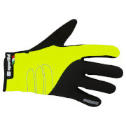 Sportful Windstopper Essential Gloves - Yellow Fluo/Black