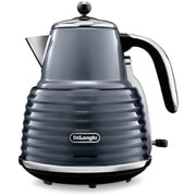 De'Longhi KBZ3001 Scultura Kettle - Gun Metal High Gloss
