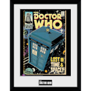 Doctor Who Tarids Comic - 30x40 Collector Prints