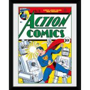 DC Comics Superman Comic - 30x40 Collector Prints