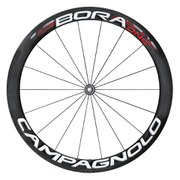 Campagnolo Bora One 50 Tubular Wheelset - Bright Label - Shimano/SRAM
