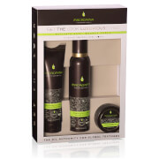Macadamia Professional Natural Oil 'Get the Look' Luxurious Curls Set