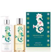 Seascape Island Apothecary Uplift Festive Gift Set (Worth £32.00)