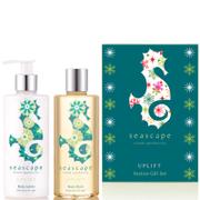 Seascape Island Apothecary Uplift Festive Gift Set