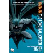 Batman: The Long Halloween Paperback Graphic Novel