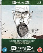 Breaking Bad: Season 1 - Zavvi Exclusive Limited Edition Steelbook (Includes UltraViolet Copy) (UK EDITION)