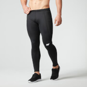 Myprotein Menn Performance Tights - Svart