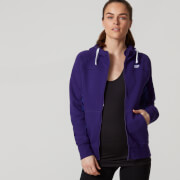 Dcore Women's Performance Hoodie, Purple