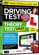 Theory Test DVD 2014/15