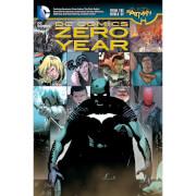 DC Comics: Batman Zero Year Graphic Novel (Hardcover)