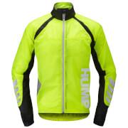Hump Flash Showerproof Jacket - Safety Yellow