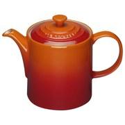 Le Creuset Stoneware Grand Teapot, 1.3L - Volcanic
