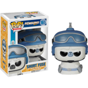 Penguins of Madagascar Short Fuse Funko Pop! Vinyl