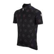 Nalini Blue Label Mentore Short Sleeve Jersey - Black