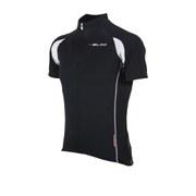 Nalini Karma Ti Short Sleeve Jersey - Black
