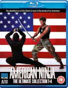 American Ninja 1-4 Box Set