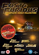 Fast & Furious 1-6 With Sneak Peek