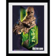 Doctor Who Mummy - 16x12 Framed Photographic