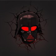 Lampe 3D Dark Vador Star Wars