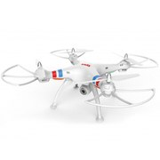 Syma 2.4Ghz X8 Quadcopter with Wi-Fi Camera (Venture)