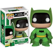 DC Comics Batman 75th Anniversary Green Rainbow Batman EE Exclusive Funko Pop! Vinyl