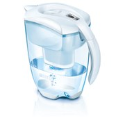 BRITA Elemaris Meter XL Water Filter Jug - White (3.5L)