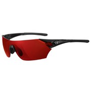 Tifosi Podium Sunglasses - Matte Black/Clarion Red