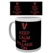 Vikings Keep Calm Mug