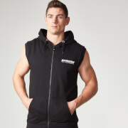 Myprotein Men's Sleeveless Hoodie - Black