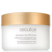 DECLÉOR Aroma Nutrition Nourishing Body Cream (200ml)