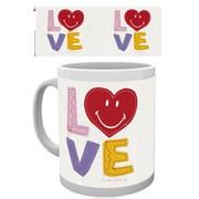 Smiley Craft Love Mug