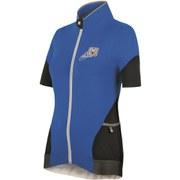 Santini Mearsey Women's Jersey - Azure Blue