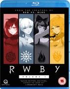 RWBY: Volume 1 Blu-ray