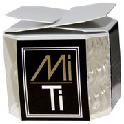 MiTi Professional Hair Tie - Perfectly Clear (3 St.)