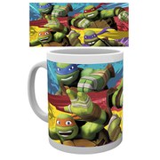 Teenage Mutant Ninja Turtles Logo - Mug