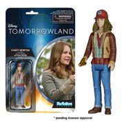 ReAction Disney Tomorrowland Casey 3 3/4 Inch Action Figure