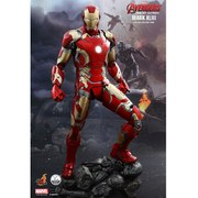 Hot Toys Marvel Age Of Ultron Iron Man Mark XLIII 1:4 Scale Figure