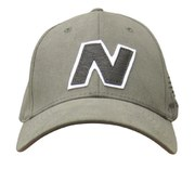New Balance Men's Yankey Cap - Dark Green/White
