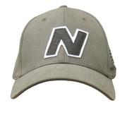 New Balance Men's Yankey Cap - Dark Green/White